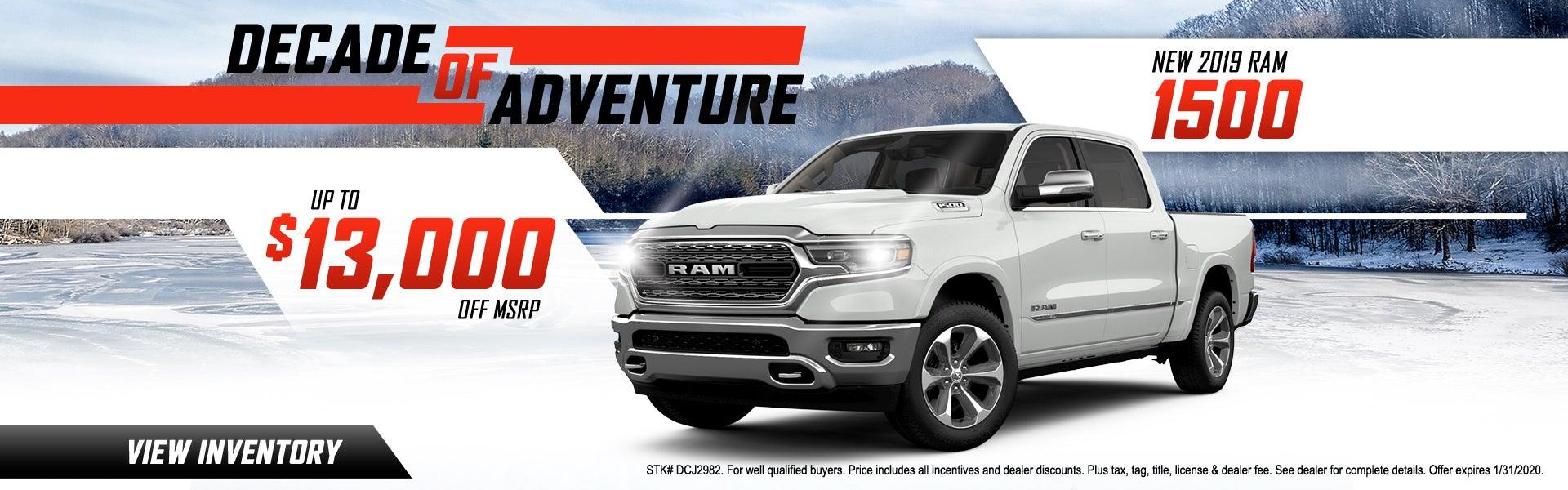 dodge truck incentives september 2020 2020 Dodge Ram Incentives